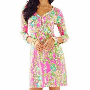 Lilly Pulitzer S & M Palmetto dress 20759